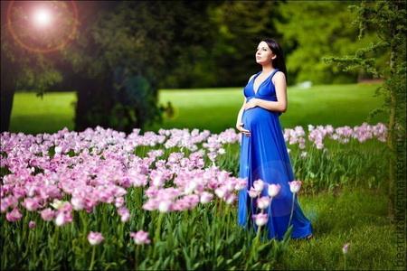 Мир беременной женщины